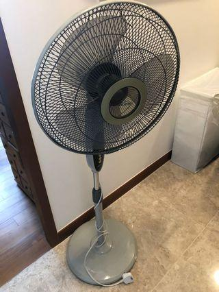 Mistral Fan - Only used for Guests. Fully functional
