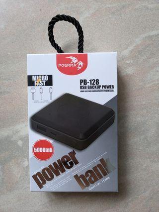 🚚 Power Bank 5000mh