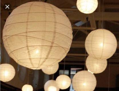 LED Lights for Paper Lantern ONLY