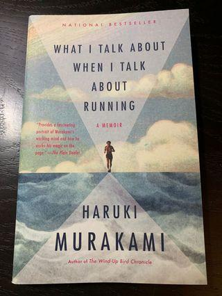 What I talk about when I talk about running (Brand New)