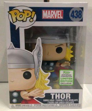 🚚 Funko Pop Classic Thor Marvels ECCC EMERALD CITY COMIC CONVENTION 2019 Spring Convention Limited Edition Exclusive