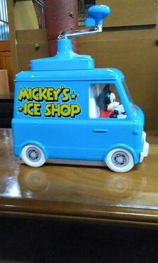 Mickey Ice crusher Made in JAPAN