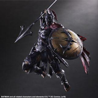 Play Arts Kai Spartan Batman Timeless PO