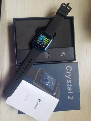 Smart watch zeblaze crystal 2