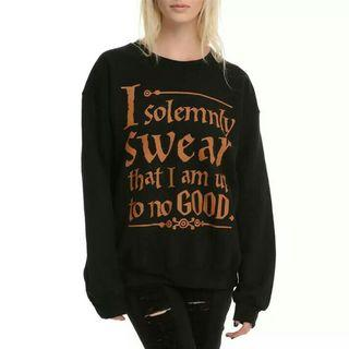 [FREE POSTAGE] Unisex Harry Potter Sweatshirt #OYOHOTEL