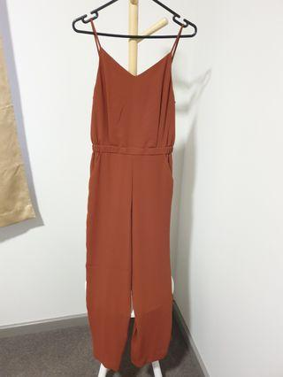 Uniqlo jumpsuit