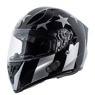 Torc T15B Bluetooth Integrated Helmet