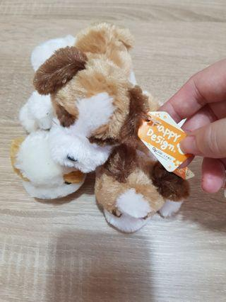 Teddy dog (3 for $4) new with tag