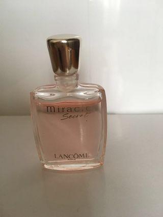 Brand new Lancome Miracle Secret EDP 5 ml