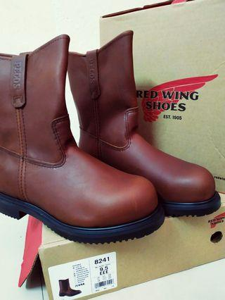 Red Wing Safety Boots Pecos