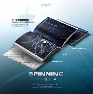 GOT7- SPINNING TOP