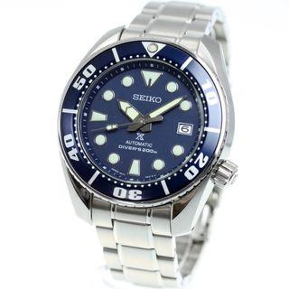 *Made in Japan* Seiko Prospex 200M Diver Automatic SBDC033 Blue Sumo SBDC033J SBDC033J1