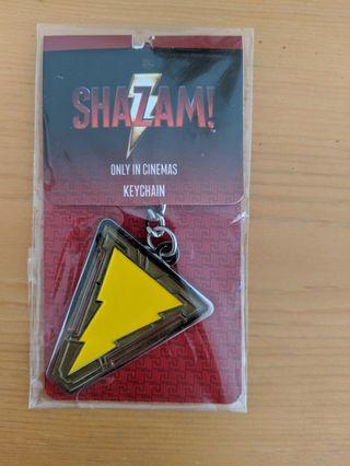 Shazam Key chain