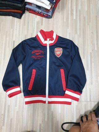 Authentic Arsenal Jacket