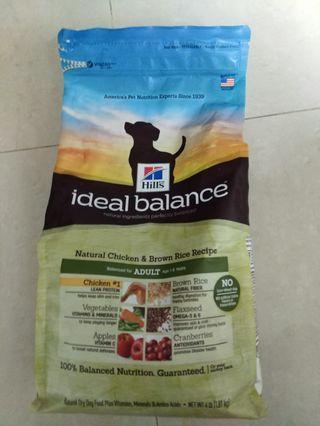 Hill's ideal balance 狗糧 4lb