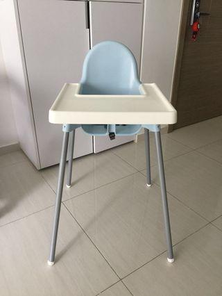 🚚 Baby Highchair with tray
