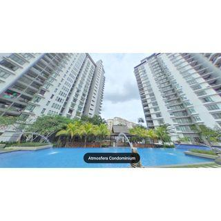 PARTIALLY FURNISHED ATMOSFERA CONDO FOR RENT