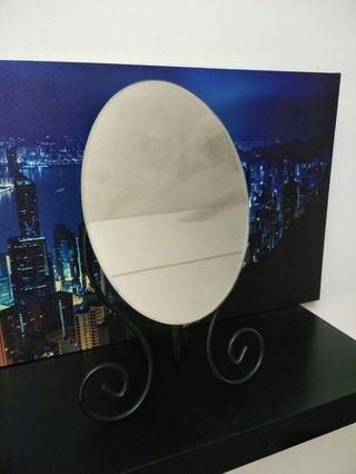 Ikea stand mirror