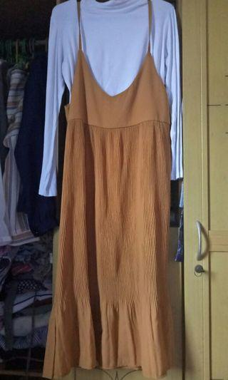 Mididress Argadine + manset