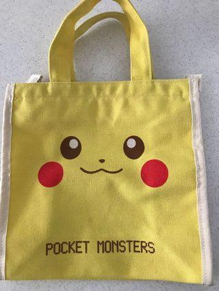 🚚 Pikkachu lunch bag
