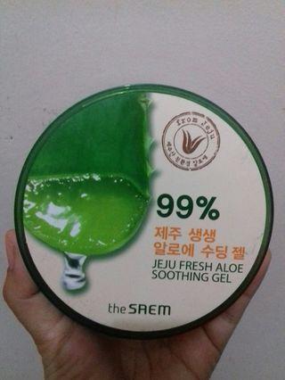 The Saem Aloevera 99%