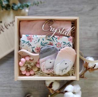 Baby Gift Set - personalised
