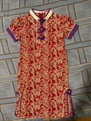 China Doll cheongsam sz 6