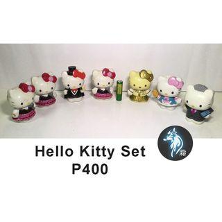 Hello Kitty Big Figurine Collectibles