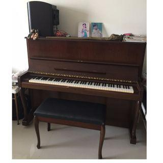 Yamaha Piano - Good for examination practice