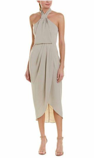 BNWT Shona Joy Core Knot dress - Oyster