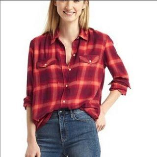 Gap Pendleton Checkered Shirt( size XL)