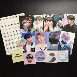 yoon jisung mini fansite bundle