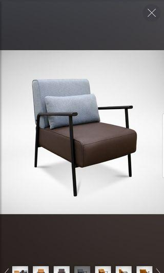 🚚 2 units @ $480 Beautiful Armchair from comfort design