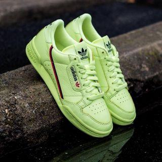 Adidas Continental 80 Frozen Yellow