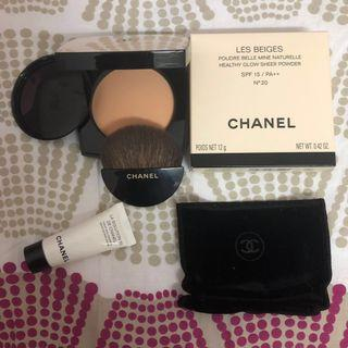 Chanel Healthy Glow Sheer Powder