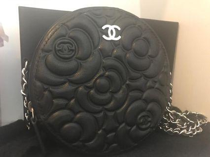 Chanel Camilla Round Sling Pouch💕💕