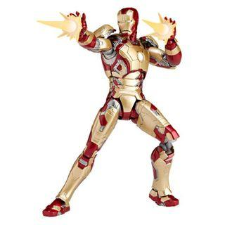Revoltech Iron Man MK 42 Iron Man