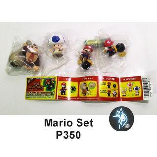 Mario Donkey Kong Collectibles