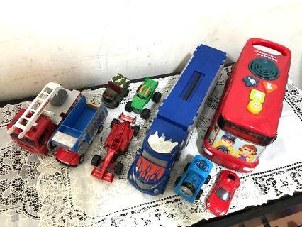 Toys on huge discount. Reuse recycle go greeen 🌳🌳🌳