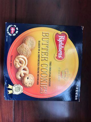 丹麥藍罐曲奇 (特大 908g) the original danish butter cookies