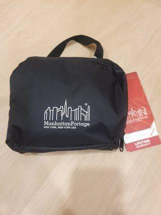 Manhattan Portage Packable Big Apple Backpack JR