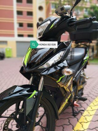 HONDA RS150R (Jan 2019 registered)