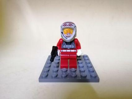 Lego 5004408: Rebel A-wing Pilot