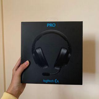 Logitech G Pro Gaming Headset *NEW: Only Tried on ONCE*