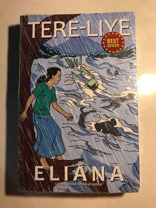 Novel 'Eliana'