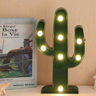 Cactus Table Lamp - Decorative Light