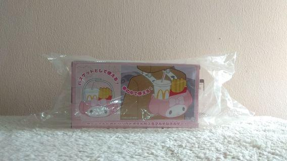 McDonald's Happy Meals Japan My Melody Holder