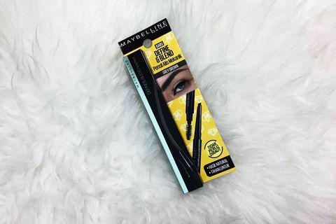 Maybelline Eyebrow Define & Blend Shade Grey Brown
