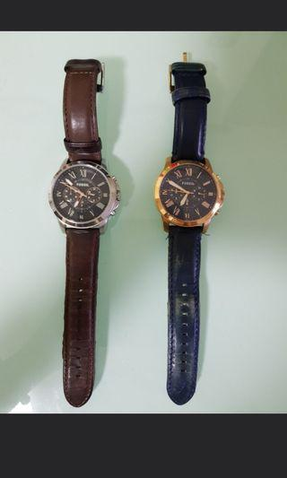 Fossil watches for sale