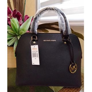 343b61164d69e9 Michael Kors Satchel Dome Bag HandBag Shoulder Bag Sling Bag Crossbody Bag  MK Collections Women's Bag